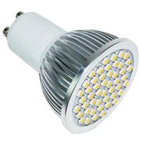 48 SMD LED Ultra Light  GU10  7W  High Power Spot  Light Bulbs