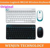 New  Original Genuine Logitech MK240 wireless computer Combos  Mini Keyboard and Mouse FreeShipping