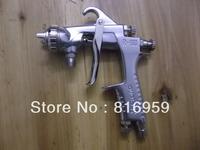 Freeshipping Prona  low pressure paiint spray gun R-100G R-100S R-100P for car furniture wood 1.8, 1.5 1.3 1.0 0.8 mm nozzle