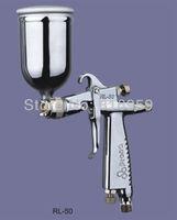 Freeshipping Prona  paiint spray gun rg-3l for repairing car furniture wood 0.4,0.6,1.0 mm nozzle