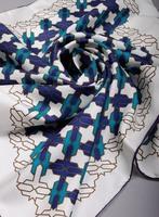 New 2014 Women Luxury Mulberry Silk Scarf Designer Brand Scarves Square For Women Shawl Silk Handkerchiefs Scarfs 90x90cm SF0224