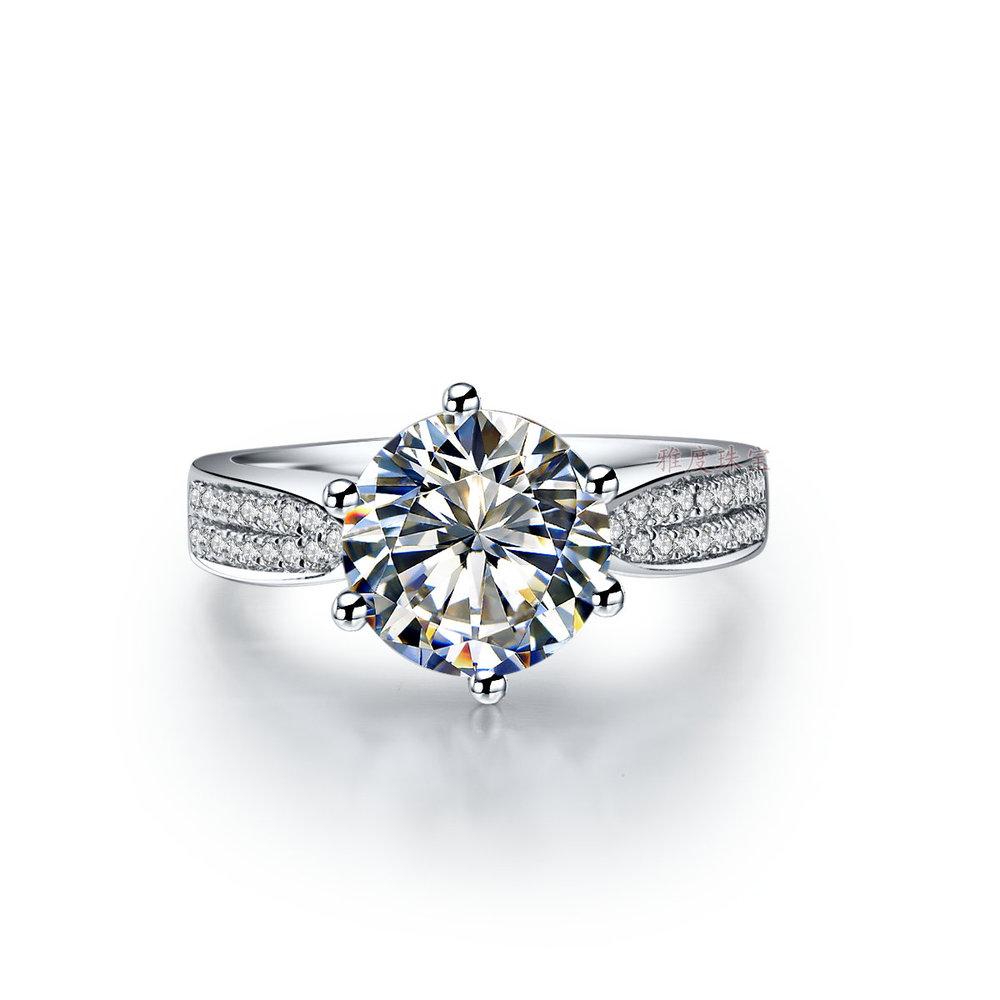 get cheap 1 karat engagement ring aliexpress