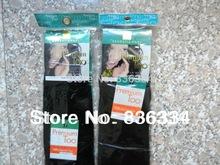 #1 Jet Black 3PCS/Lot Sensationnel hair Premium Too Yaki weave(China (Mainland))