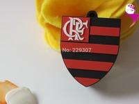 New Cartoon Flamengo club logo USB Flash Memory Stick Pen Drive High/xian free shiping