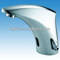 Hot & Cold Mixer Sensor Lavatory Faucet ING-9153 DC