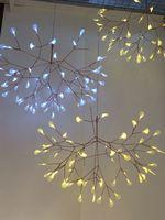 "Heracleum Plant 53 LED lights Dia 65cm/26"" Chandelier Moooi Modern droplight lamp"