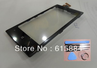 New Touch Digitizer Screen with Frame for Nokia N520 Lumia 520 Tools