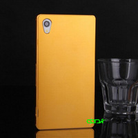 9 colors Aluminum Frame Bumper  for Sony Xperia Z1,free / drop shippimg
