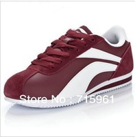 2013 Lining Brand New autumn-summer casual sport shoes athletic morning walking shoes For Men