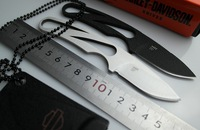 HOT SELLING ! 12PCS\LOT OEM HD  440C Practical Pocket \Survival Knife Hunting \Camping\ outdoor \ Gift  Knife FREE SHIPPING
