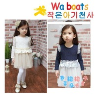 new spring 2014 baby girl princess lace female clothing/clothes/dress tulle one-piece dress,costumes for kids