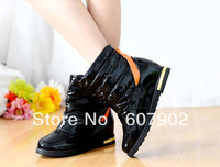 Promotional 2013 new women and bare boots, snow boots, waterproof boots