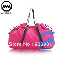 HOT!!!Trend Of The Men And Women School Bag Large Capacity Canvas Bag Leisure Travel Bags Sport Bag Gym Totes