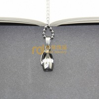 2 Years Warranty Special Grenade Ball Bead Chain Stainless Steel Necklace Preferential Factory Outlet