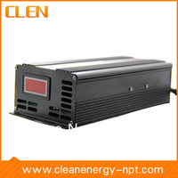 24V 25A Reverse Pulse Desulfation battery charger , smart car battery charger