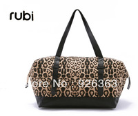 Special offer new brand new women handbag  one shoulder bag vintage bag for girl leopard print  bag22 Free shipping big bag