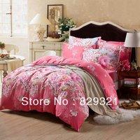100% cotton 4pcs bedding set,romantic bed set,cartoon  bedding,bedspreads and bedclothes,duvet cover set,bed sheet,pillowcase