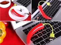 USB 2.0 Splitter Chili USB HUB 4 Ports For PC
