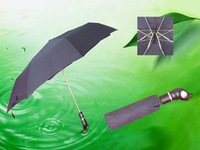 three folding rain umbrella