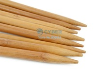 "Cheap 36Pcs Needles Set 18 sizes 10"" Single Point Bamboo Knitting Needles 18435"