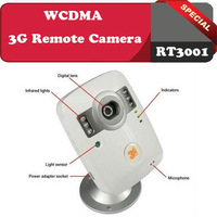 New arrival 3G Remote Camera,300,000 pixel camera with night vision function,3GPP QCIF 176x144,with video call function