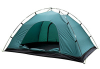 Outdoor double layer outdoor camping tent casual belt tent