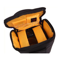 2014New Arrival Large size Waterproof camera bag for Nikon D5000 D7000 D3100 D5100 D3000 D800 D700 D400 D300s D300 Free shipping