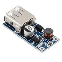 1Pcs 0.9V-5V to 5V DC-DC Booster Module USB Mobile Step-up Power Supply Module Brand New