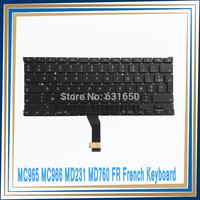 "New For Macbook Air 13"" 2011A1 369 MC503LL/A* France Keyboard"