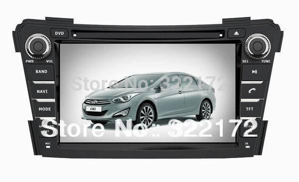 Car Radio Audio DVD Player GPS For HYUNDAI i40 2011~2013 Free Shipping(China (Mainland))