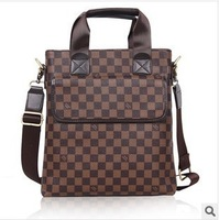 the new fashion business men's bags handbag manufacturers selling leisure joker sheet shoulder bag package