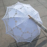 Free shipping 2013, Sun Umbrella, Lace, Palace Princess Umbrella, Craft Umbrella, Wedding, Adult, Children Umbrella 14 Colors
