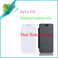 2013 newest Original Leather case for jiayu G4 smart phone (Not sell Alone)