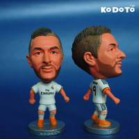 KODOTO 9# BENZEMA (RM) Football Star Doll (2013-2014)