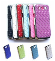 Bling Crystal Full Diamond Star Hard back cover Case For Samsung Galaxy Win I8552 GT-i8552 Cases BA017