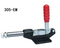 Push Pull Toggle Clamp 304EM &305EM Holding Force 386kgs Excellent Manufacturing Technique