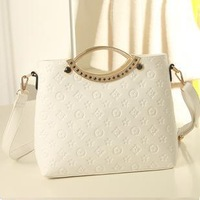 Autumn and winter women's handbag 2014 fashion elegant bag messenger bag brief handbag bag mng bag