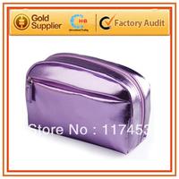 Fashion milky stone pattern cosmetic bag Zipper Cosmetic case make up organizer storage bag high capacity wash bag