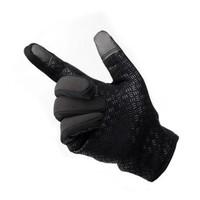 Outdoor Men Women Winter Touch Screen Fleece Gloves(Ao Ar Livre Luvas) Size:S M L XL Material;WINDSTOPPER SOFTSHELL
