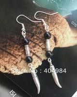FREE SHIPPING National trend vintage earring tibetan jewelry tibetan silver Women earrings