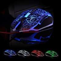 2000DPI Gaming Mouse Original BISO Mouse X1 (Transform Four Colors) LOL CF  Mouse  USB Wired Mouse Professional