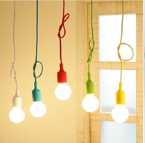 Small pendant light modern brief clothes decoration bar pendant light child bedroom lights pendent lamp(China (Mainland))