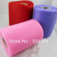 Wedding supplies wedding car decoration wedding gauze fashion tulle rolls 14cm*28m/roll
