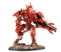 40K Forge World TAU XV107 R'VARNA BATTLESUIT FW Resin Kit Free Shipping