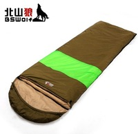 Sleeping bag outdoor ultra-light camping sleeping bag spring and summer autumn and winter adult sleeping bag