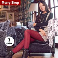 Free Shipping 2013 New Winter Women's  Velvet Sexy Pantyhose Fashion Slim Hemp Type Grain Pattern Stockings Leggings For Women
