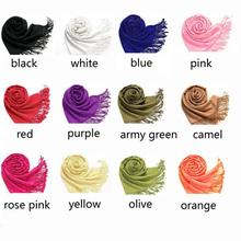 popular pashmina scarves