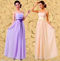 Bridesmaid dress, wedding toast service