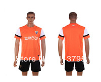 Malaga 2nd Away soccer jersey kits 13 14 football uniforms embroidery logo free Customize name number