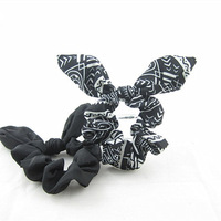 Solid / Floral / Stripe DIY Bowknot  HeadBand  Girl / Women's Hair Accessory Bracelet